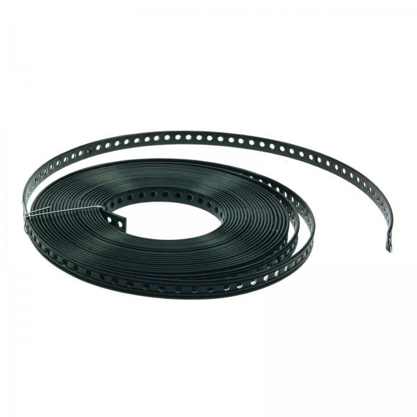 Lochband kunststoffummantelt 19mm (10m)