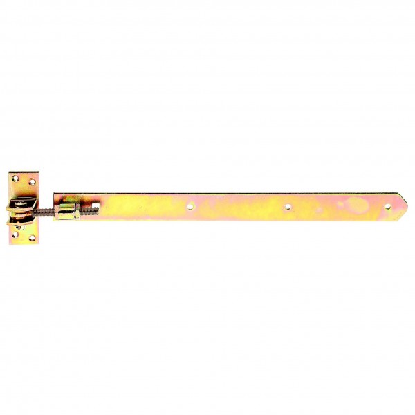 1x Verstellbares Ladenband verz. 460x40x5