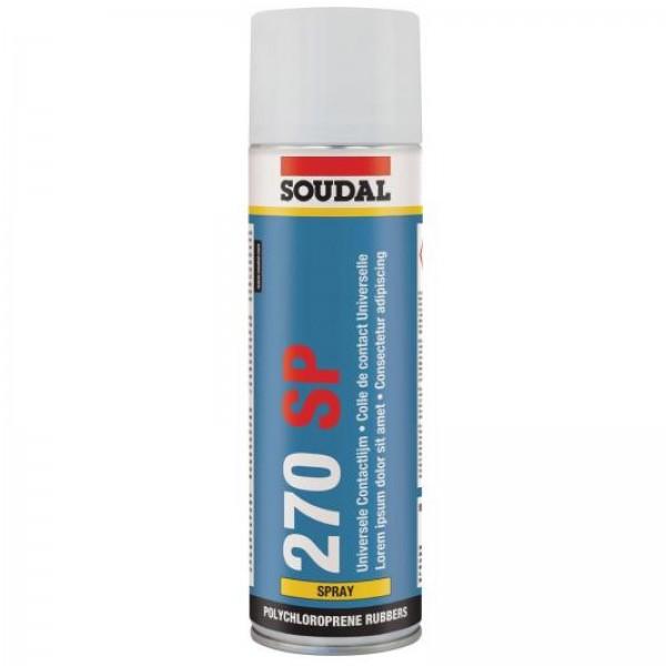 Soudal Kontaktkleber Spray 270 SP - 500ml