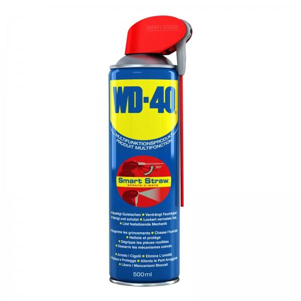 WD 40 Vielzweckspray SmartStraw 500ml