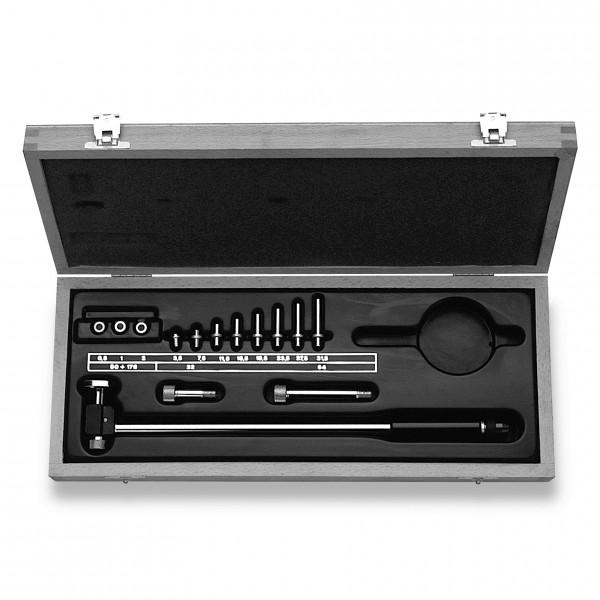 Scala Innenfeinmeßgerät Messgerät Messstift hartverchromt Messuhr 50-178 mm