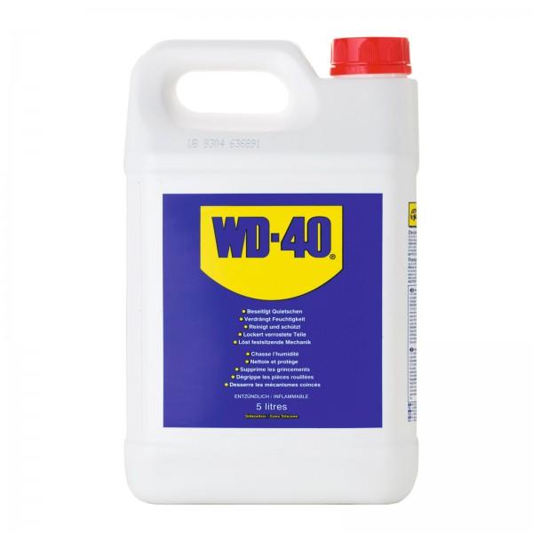 WD 40 Kanister 5 Liter ohne Zerstäuber