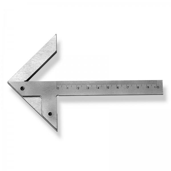 Scala Zentrierwinkel Präzisionswinkel Winkelmesser Winkel 100 - 200 mm