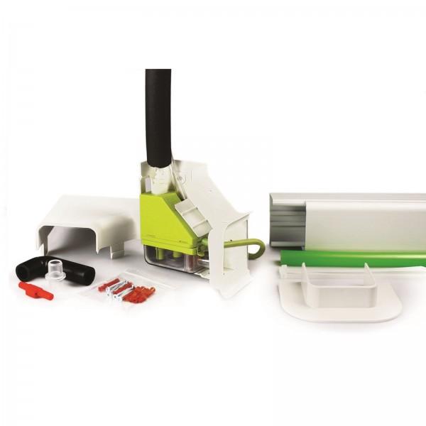 Aspen Kondensatpumpe für Klimaanlagen Maxi Lime FP-2213 - mit Kanal