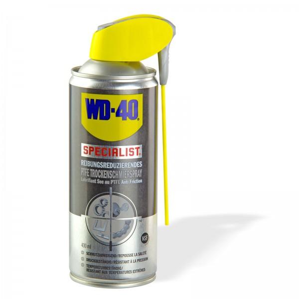 WD 40 PTFE Trockenschmierspray 400ml