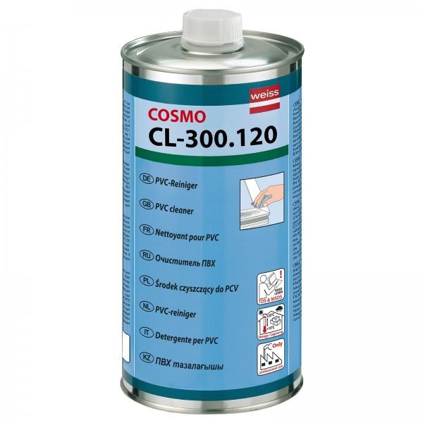 Cosmo PVC-Reiniger 1 Liter - schwach anlösend