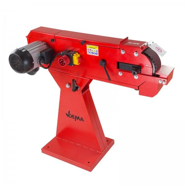 Bandschleifmaschine 400 V / 3 KW