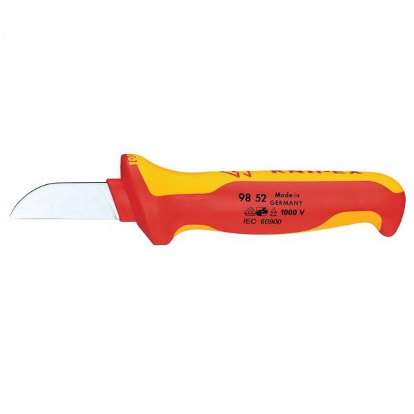 Knipex Kabelmesser isoliert 185mm Messer Kabel Schneider VDE geprüft 9852 SB