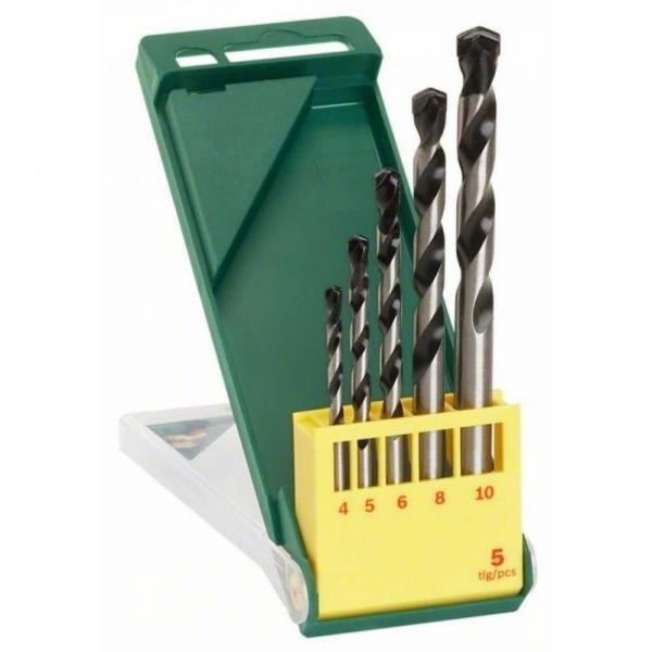 Bosch Betonbohrer Set 5-tlg. Bohrer 4 - 10 mm