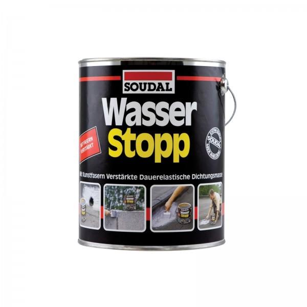 Soudal Wasser Stopp / Water Stop