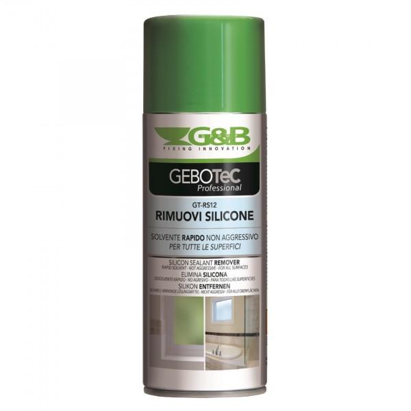 Silikonentferner-Spray Siliconentferner Entfetter Reiniger Spraydose 400 ml