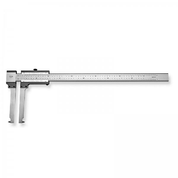 Scala Analoger Bremstrommel-Messschieber Schieblehre ALINOX 500x150 mm