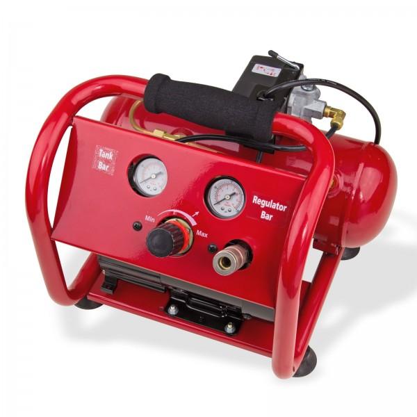 Kompressor 8 bar oilless 230 Volt