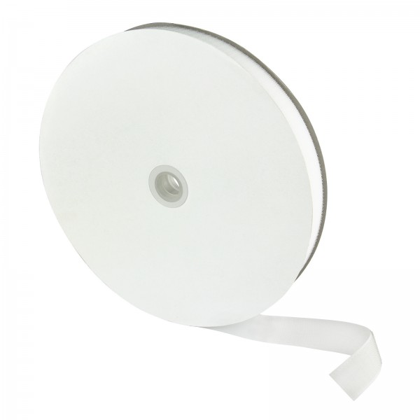 Hakenband Standard 16mm - weiß