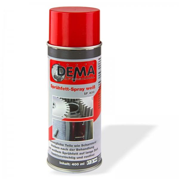 Sprühfett weiß - Spray 400 ml