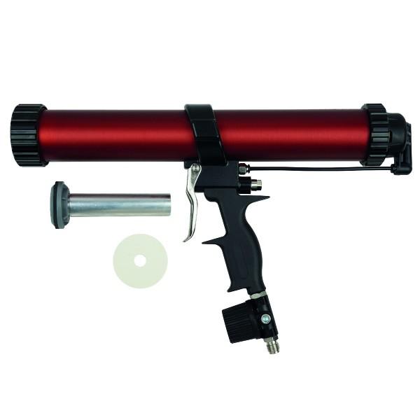 Druckluftpresse Druckluftpistole Kartuschenpresse Schlauchbeutelpresse KB600