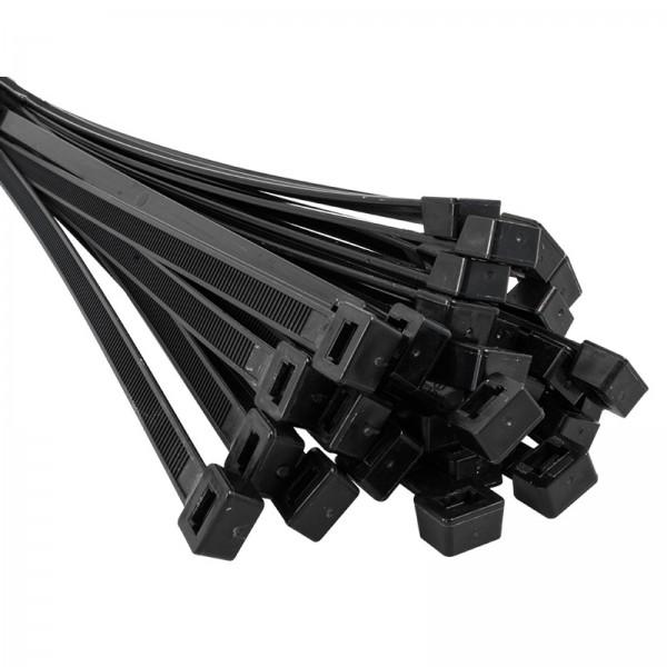 Kabelbinder schwarz 100 x 2,5