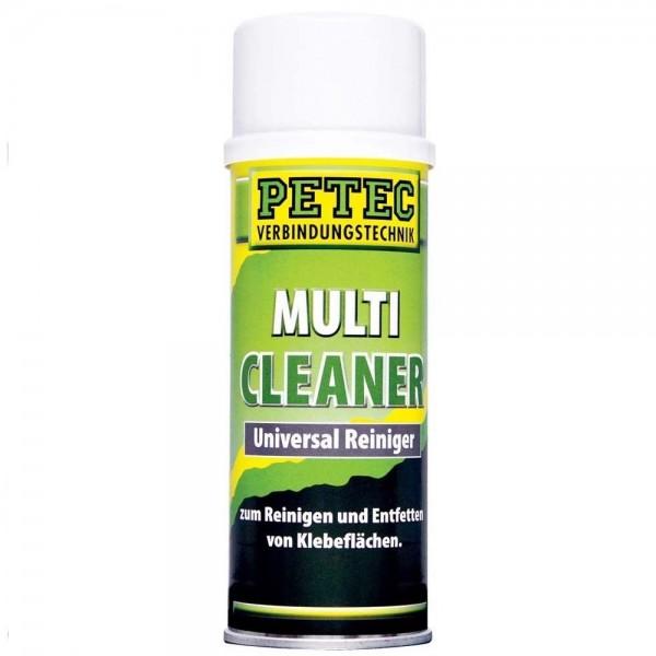 Petec Multi Cleaner Universalreiniger Reiniger Entfetter Reinigungsspray 200 ml