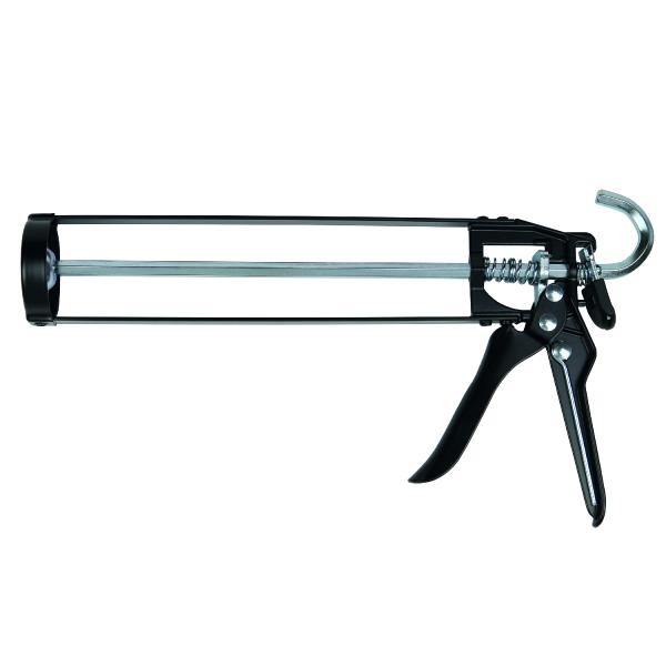 Silikonpresse Kartuschenpresse Schubpistole Skelettpistole Dichtstoffpresse X7