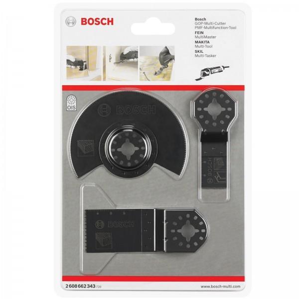 Bosch GOP Basis-Holz-Set 2.608.662.343