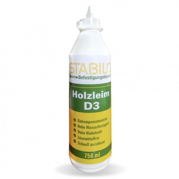 Stabilo Holzleim 750ml D-3