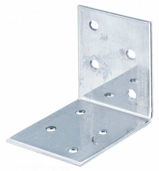 1x Winkelverbinder VA Edelstahl 50x50x40