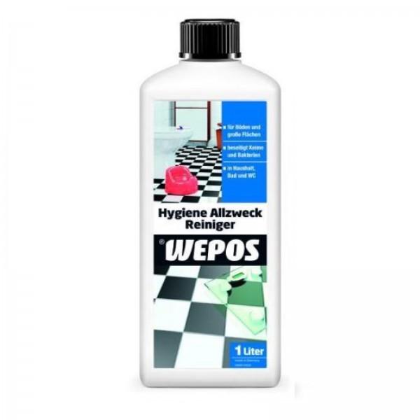 Wepos Hygiene Allzweck Reiniger 1 Liter