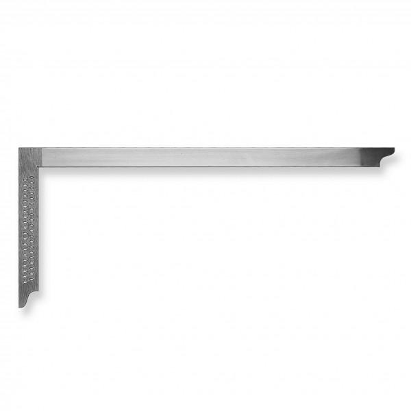Scala Zimmermannswinkel mit Anreißlöcher Winkel verzinkt 700x300 mm