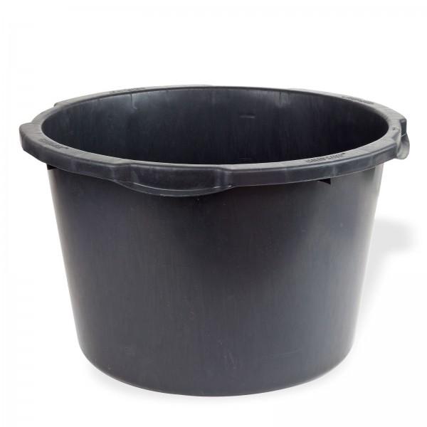 Baukübel Schuttkübel Mörtelkübel Mörteleimer Zementkübel Kübel rund 45 Liter