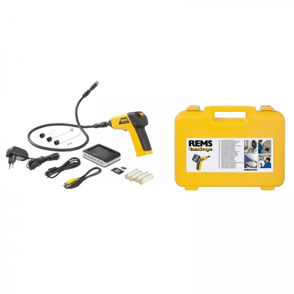 REMS Kamera-Endoskop CamScope Set 16-1