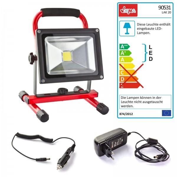 LED - Strahler 20 Watt