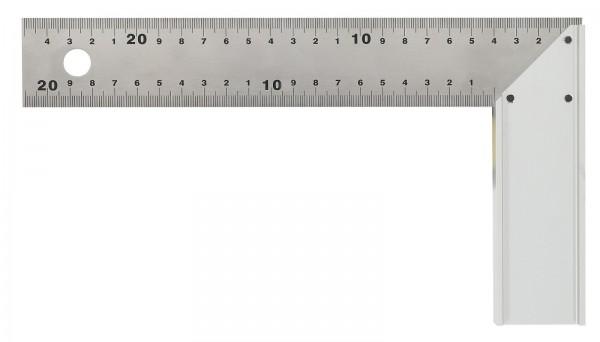 Scala Schreinerwinkel INOX / ALU 200 - 500 mm