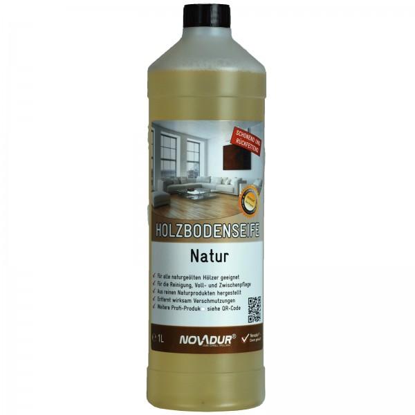 Novadur Holzbodenseife Natur Parkett Laminat Holzboden geöltes Holz 1 - 5 Liter