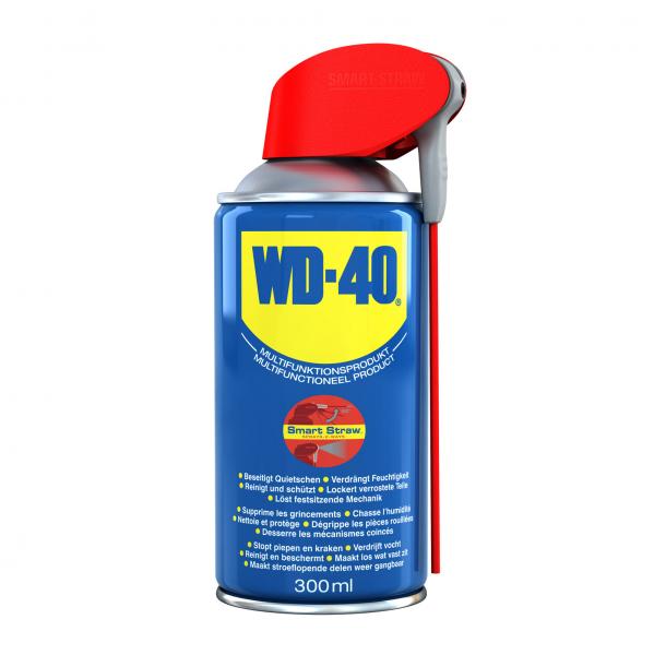 WD 40 Vielzweckspray SmartStraw 300ml