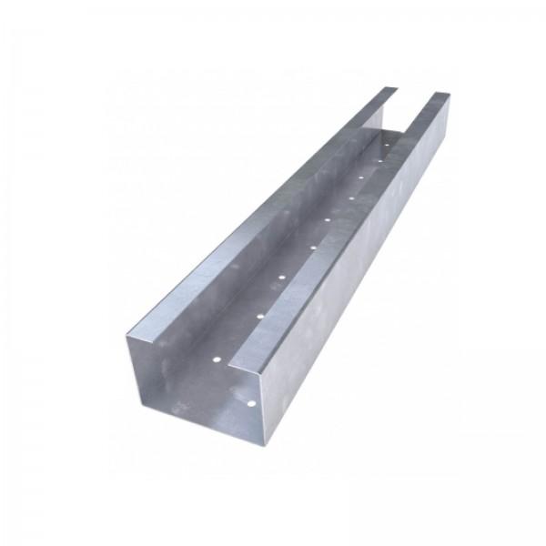 Dachlattenverbinder Holzverbinder Lattenverbinder Dachlatten Verlängerung verzinkt aus Stahlblech