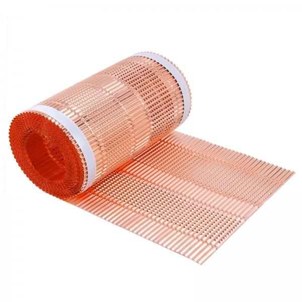 Kupfer Rollfirst Kupferrollfirst Firstband Dachrolle Gratrolle Kupferband 300 mm