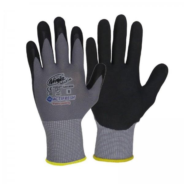 Montagehandschuhe Ninja Maxim Arbeitshandschuhe Handschuhe Gr. 8-12