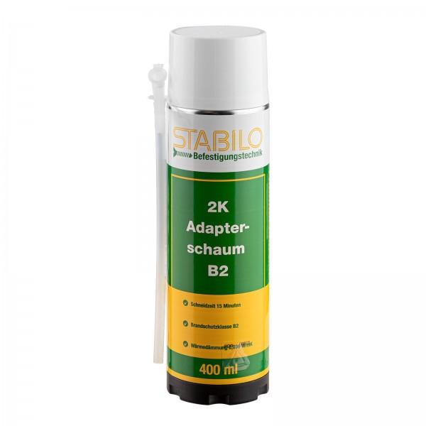 Stabilo 2K Adapterschaum B2 - 400 ml