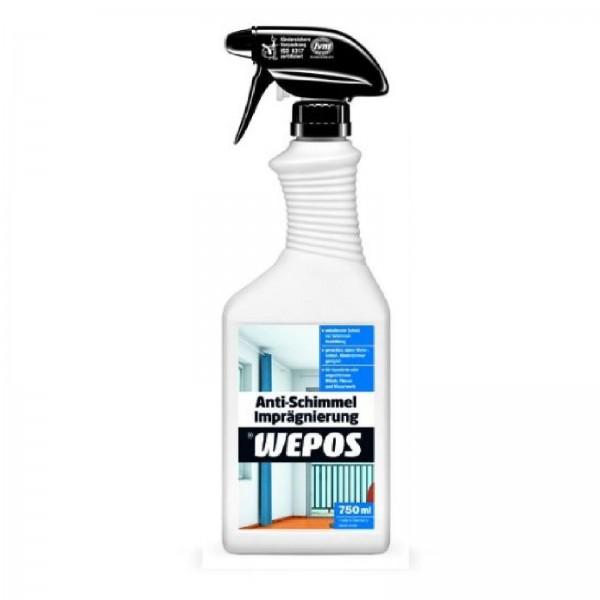 Wepos Anti-Schimmel Imprägnierung 750 ml